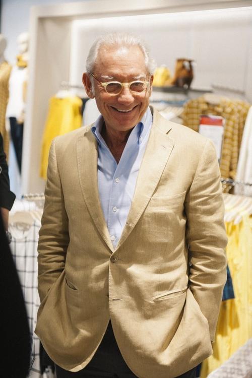 Ngài Isak Andic - một trong những nhân vật có tầm ảnh hưởng tới ngành thời trang thế giới