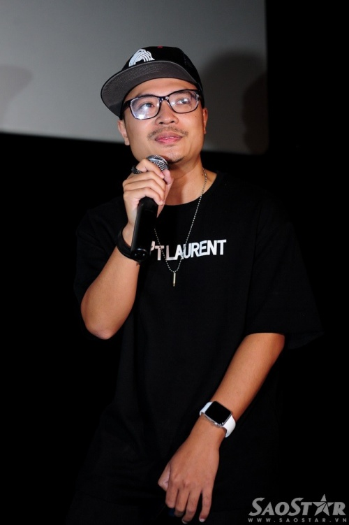 Nhạc sĩ Dominik Nghĩa Đỗ - tác giả ca khúc Thăng hoa.