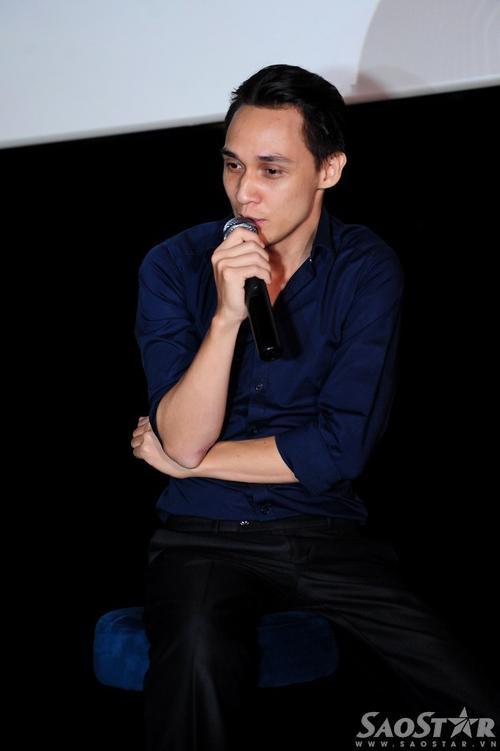 Alexandre Frey - đạo diễn MV.