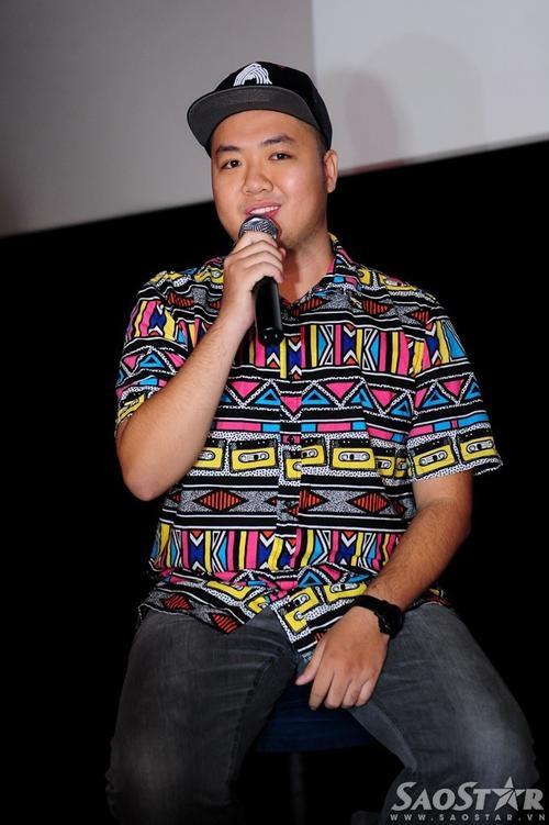 Tung Crazy Monkey - giám đốc nghệ thuật của MV.