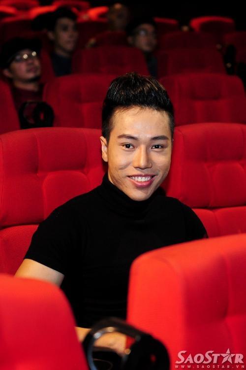 Ca sĩ Nguyễn Đình Thanh Tâm.