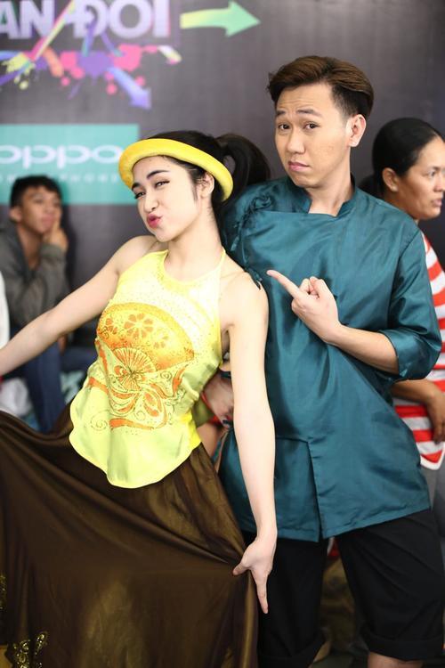 Anh Duc - Hoa Minzy 3
