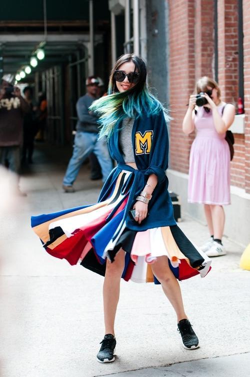 Diễn viên, fashionista nổi tiếng Hàn Quốc Irene Kim