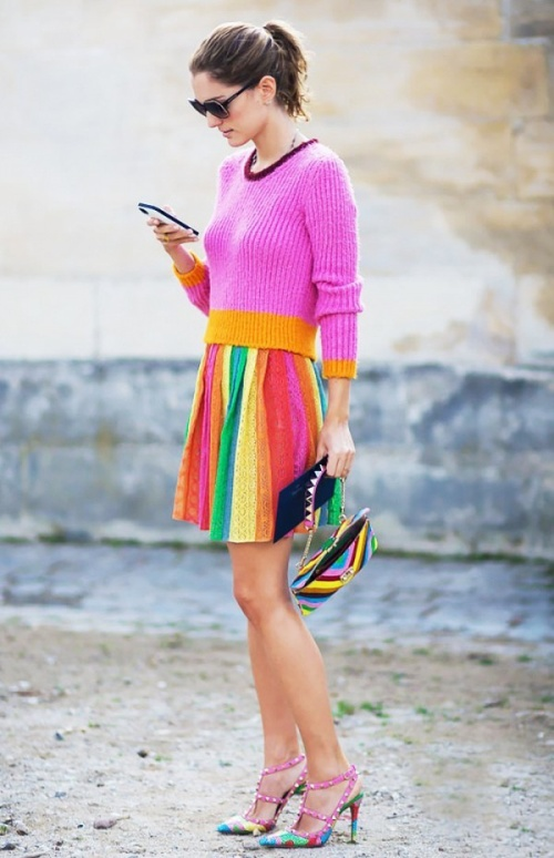 Sofia Sanchez- nữ giams đốc sáng tạo của nhiều thương hiệu thời trang nổi tiếng