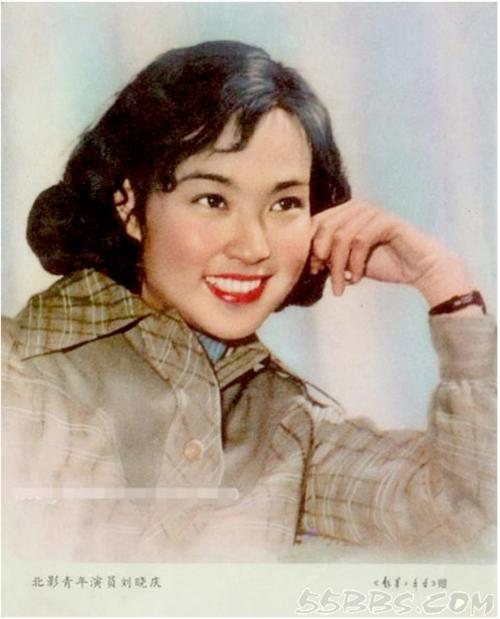 Nét phúc hậu của quốc bảo nhan sắc Lưu Hiểu Khánh.