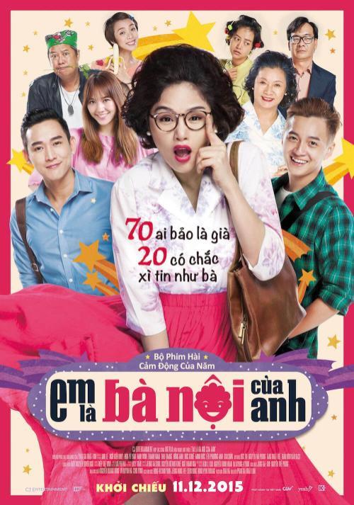 Phim sẽ được khởi chiếu trên toàn quốc từ ngày 11/12