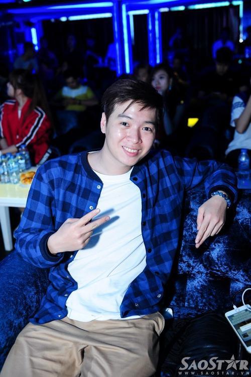 Nhạc sĩ Phạm Toàn Thắng.