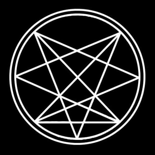 Biểu tượng của giáo phái thờ quỷ Satan Order of Nine Angles.