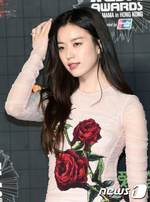 Mỹ nhân Han Hyo Joo rạng ngời với