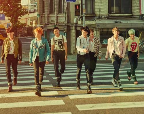 Album mới của BTS vừa lọt vào bảng xếp hạng Billboard 200.
