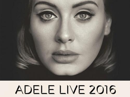 Adele mới công bố lịch đi tour trong năm tới.