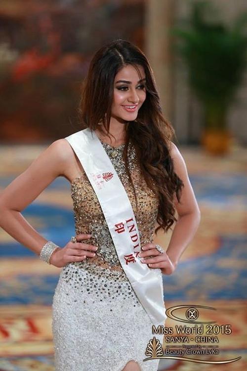 Người đẹp Ấn Độ.