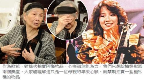 Mẹ Mai Diễm Phương khóc nức nở khi nghe tin này.