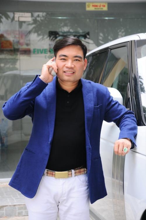 Ông Trần Văn Mười - chủ tịch Tập đoàn quốc tế Năm Sao