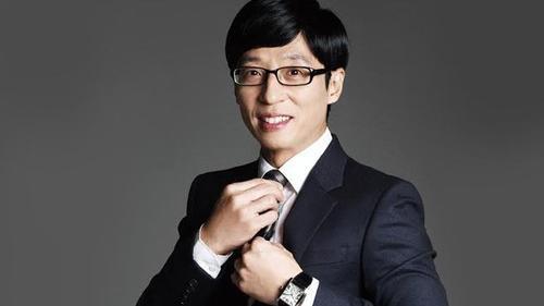 MC quốc dân xứ Hàn Yoo Jae Suk.