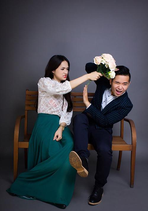 Phạm Hồng Phước và Hương Giang Idol từng là cặp song ca ngọt ngào với những bản hit dành tặng các cặp tình nhân.