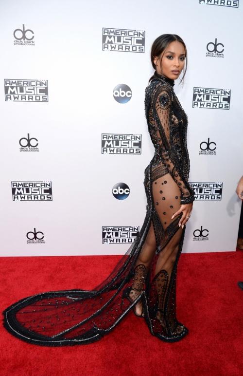 Ciara at the American Music Awards on Nov. 22.