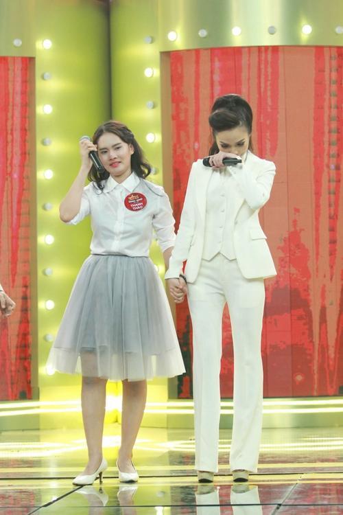 Tuy bị loại ở vòng 3 với 33/100 lượt bầu chọn, nhưng cả Thanh Thảo và Hiền Thục đều khóc òa trong khi song ca ca khúc Nhật ký của mẹ. Nhiều khán giả và giám khảo cũng đã rất xúc động không kìm được nước mắt.