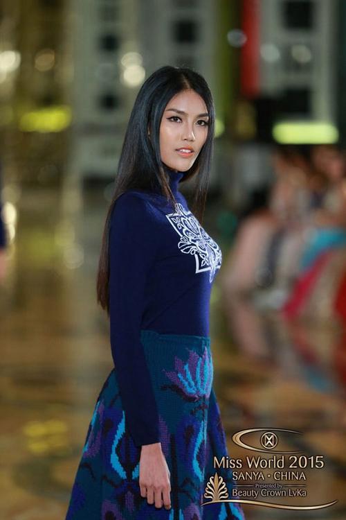 Phong cách chuyên nghiệp của Lan Khuê.