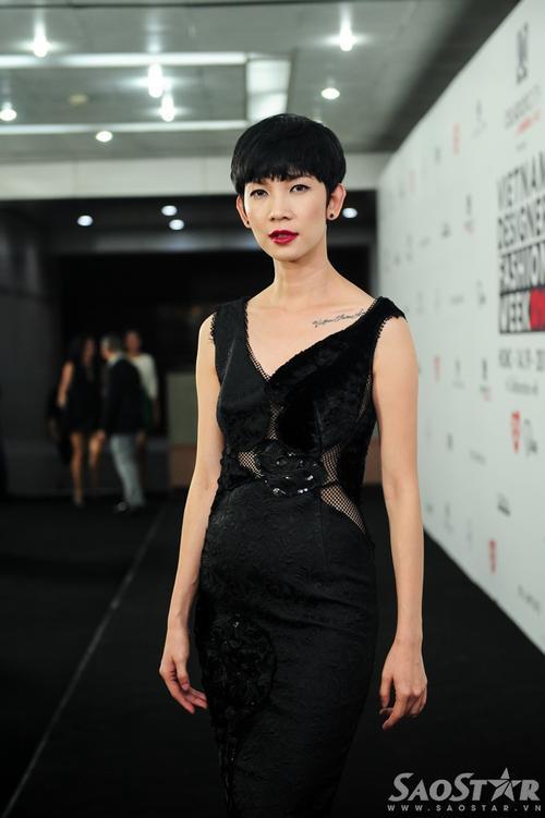 Vietnam Designer Fashion Week  (7)