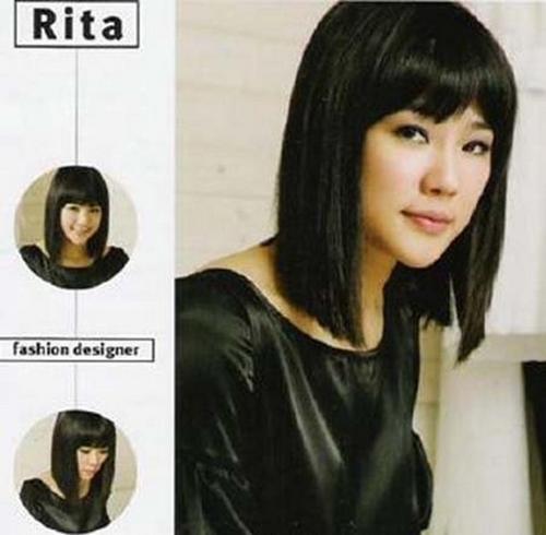 Tạ Dịch Hoa có tên tiếng Anh là Rita, có vướng tin đồn vợ Chung Hán Lương vài năm trước.