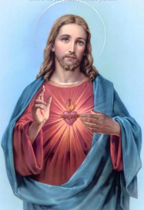 Hàng trăm năm qua tất cả chúng ta đều nghĩ Chúa Jesus trông giống như thế này. (Ảnh:News Corp Australia)