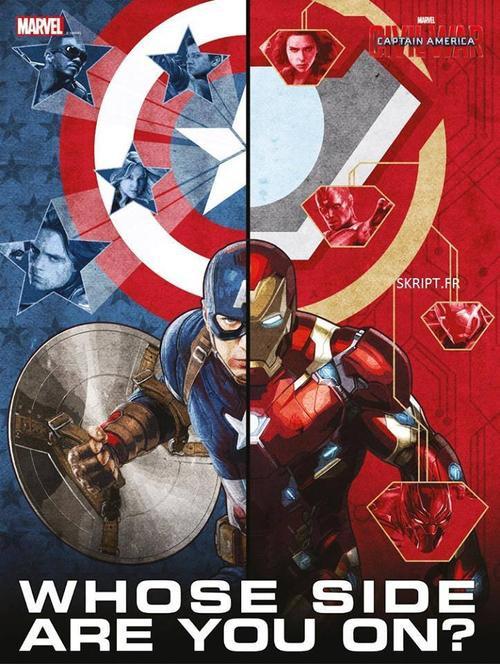 Bom tấn nhà Marvel được trông chờ nhất năm 2016 hứa hẹn ẩn giấu nhiều bất ngờ.