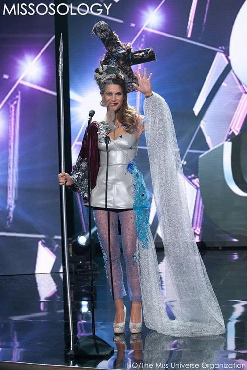 Carla Barber, Miss Spain 2015
