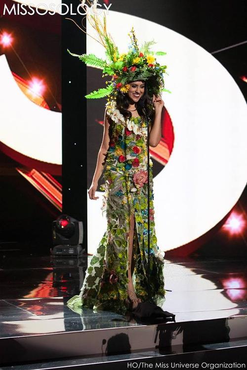 Sheetal Khadun, Miss Mauritius 2015