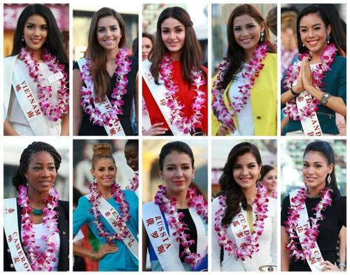 Lan Khuê thuộc Top 10 người đẹp được bầu chọn nhiều nhất.