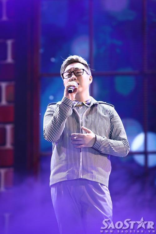 """Trung Quân Idol thể hiện bản hit """"khủng"""" Chưa bao giờ. Vừa qua, anh chính thức xác nhận mình sẽ tham gia chương trình The Remix - Hòa âm ánh sáng 2016."""