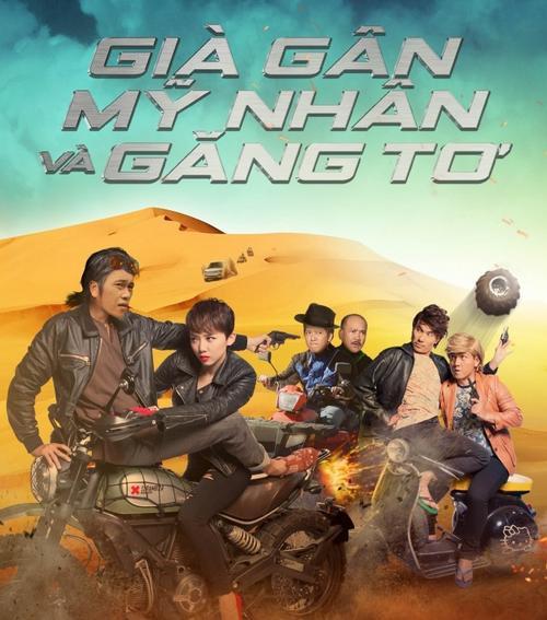 GIA GAN, MY NHAN VA GANG TO - Payoff Poster
