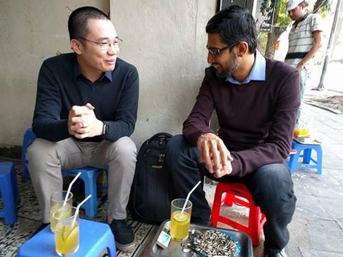 CEO Google o Ha Noi (2)