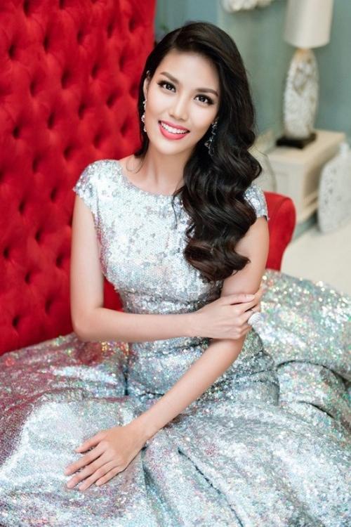 Lan Khuê lọt Top 11 Hoa hậu Thế giới.