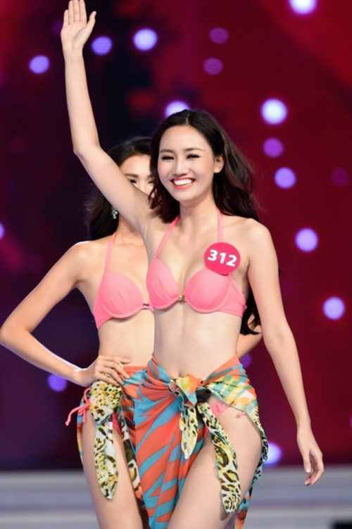 Trà My sẽ là đại diện của Việt Nam tại Hoa hậu Hoàn vũ 2016?