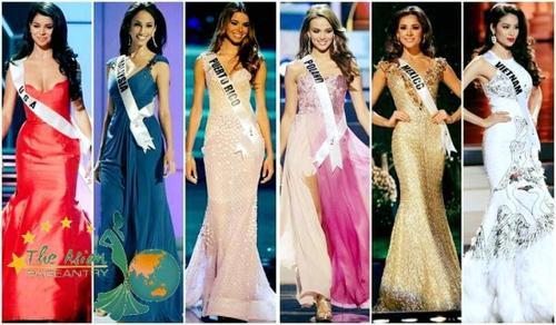 Những người đẹp bị loại gây tiếc nuối trong 10 năm trở lại của Hoa hậu Hoàn vũ. Trong đó có Phạm Hương tại Hoa hậu Hoàn vũ 2015.