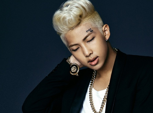 Rap Monster.