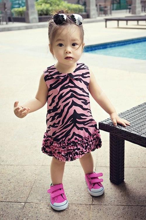 Một số hình ảnh đang yêu của công chúa nhỏ nhà Đoan Trang.