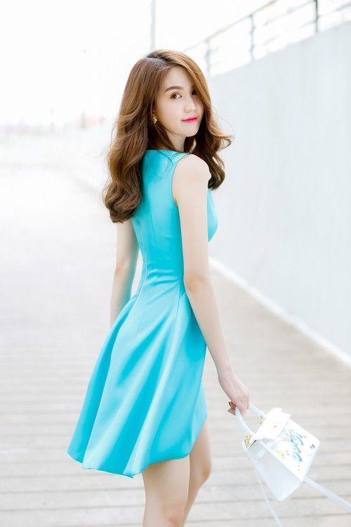 Người mẫu - diễn viên Ngọc Trinh.