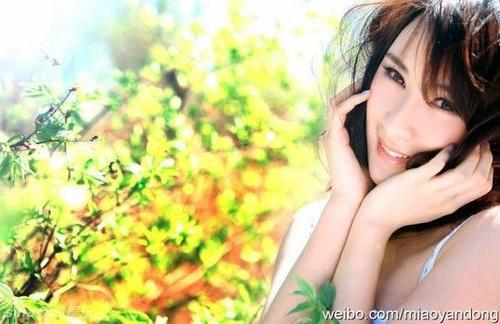 Gương mặt đẹp của Lâm Hiểu. Được biết, gia đình Lâm Hiểu cũng hài lòng về Hồ Ca. Tài tử họ Hồ đã bước vào tuổi 34 nên cũng nghĩ tới chuyện kết hôn.