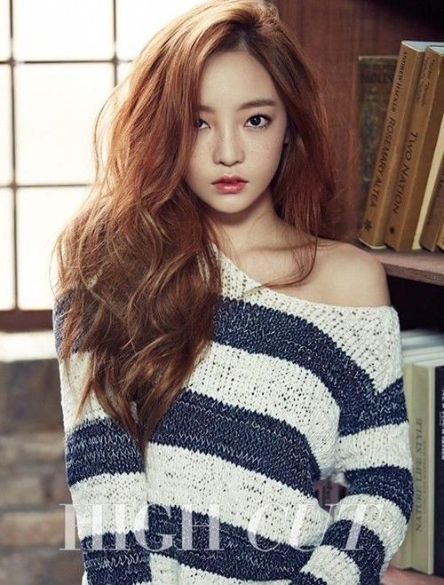 CEO của Key East Entertainment cho biết đã có cuộ gặp gỡ riêng với Hara để bàn về việc hợp tác sau này.