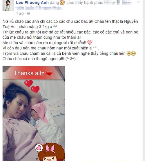 Leu Phuong Anh