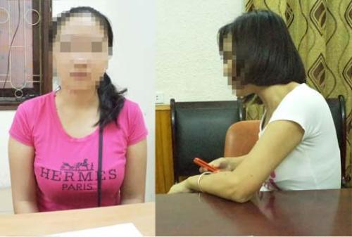 Hai phụ nữ tham gia tung tin đồn Ebola xuất hiện ở Việt Nam bị triệu tập.