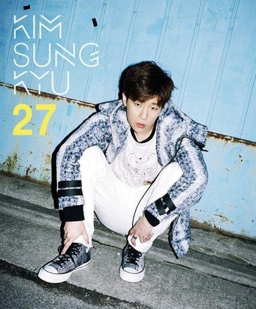 4. Sunggyu - 27 (73.971 bản).