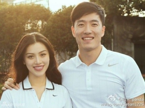 Cát Thiên và Lưu Tường khi còn là vợ chồng. Cô giả mang bầu ép cưới, khiến Lưu Tường chia tay vội vã với Ngô Toa.