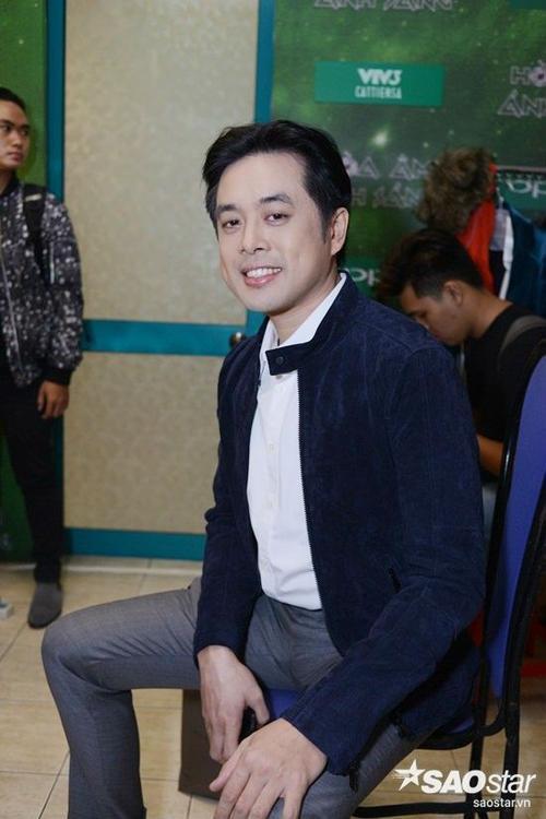 Nhạc sĩ - nhà sản xuất âm nhạc Dương Khắc Linh.