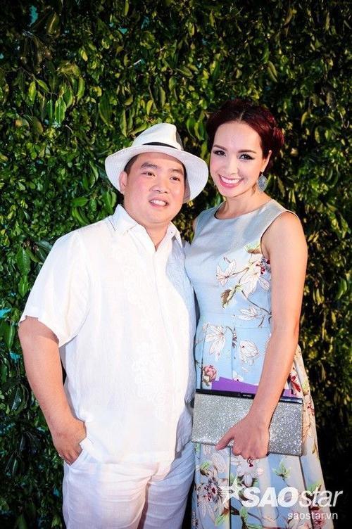 Vợ chồng Minh Khang - Thúy Hạnh.
