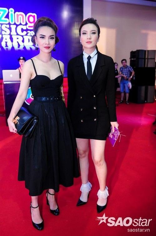 Chị em nhà Yến Trang - Yến Nhi.
