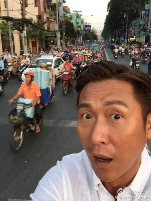 Sao ngoại cảm giác 'thật bất ngờ' khi đến Việt Nam-Saostar (12)