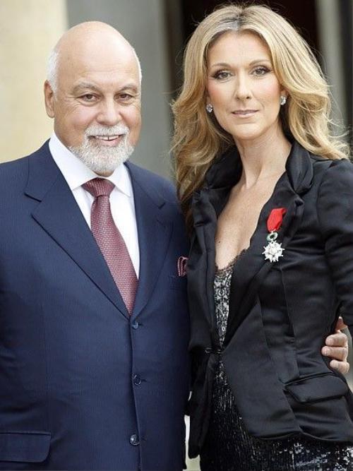 Cái chết của René Angélil là nỗi đau quá lớn với Céline Dion và René Angélil